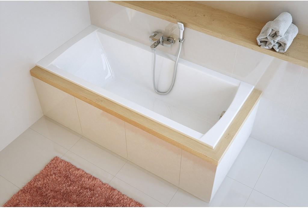 Акриловые ванны Aqua – теперь в нашем ассортименте