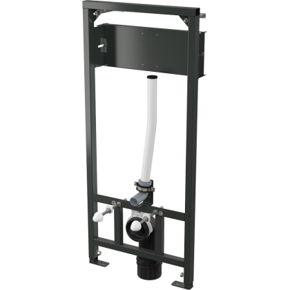 Монтажная рама для подвесного унитаза и сенсорного устройства Alcaplast A114S/1200