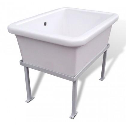 Ванна ножная керамическая