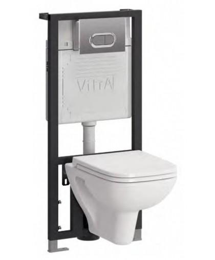 Vitra S20 Унитаз+инсталляция 4 в 1